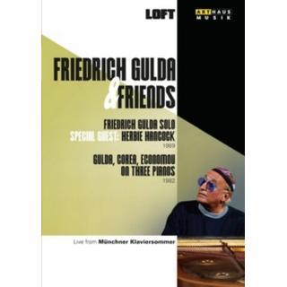 Friedrich Gulda And Friends [DVD]
